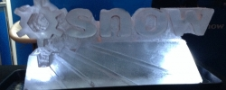 Snow Software Vodka Luge London From Passion for Ice