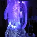 Number 40  hand-carved Vodka Luge from Passion for Ice