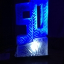 Modern-looking 50 Vodka Luge from Passion for Ice