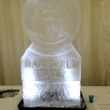 Bakewell Bear Vodka Luge from Passion for Ice