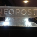 Neopost Ice Sculpture from Passion for Ice