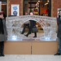 Telford Bridge Ice Sculpture from Passion for Ice