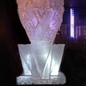 Volt Logo Vodka Luge from Passion for Ice