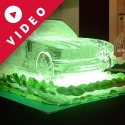 Aston Martin Vodka Luge from Passion for Ice