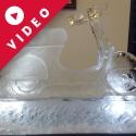 Lambretta Vodka Luge from Passion for Ice