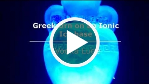 Greek Urn Vodka Luge Testimonial from Dan Wilkinson