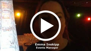 Blackpool Tower Testimonial from Emma Inskipp