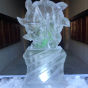 Catharine Wheel Vodka Luge from Passion for Ice
