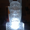 Demon-4 Vodka Luge from Passion for Ice