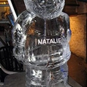 Eskimo Vodka Luge from Passion for Ice