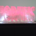 2017 version of FORTHS Vodka Luge from Passion for Ice