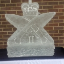 Gurkha 2nd Rifles Vodka Luge from Passion for ice