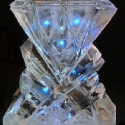 Diamond Number 1 Vodka Luge from Passion for Ice
