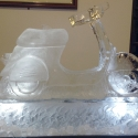 Lambretta Vodka Luge from Passion for Ice