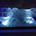 Microsoft Vodka Luge from Passion for Ice