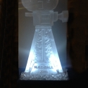NLJD 1920's Movie Camera Vodka Luge from Passion for Ice