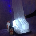 Ski Jump Vodka Luge from Passion for Ice