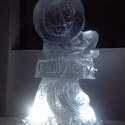 O2 Telefonica Vodka Luge from Passion for Ice