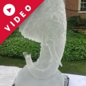 Elephant Vodka Luge from Passion for Ice