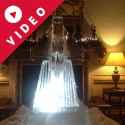 Eurofighter Jet Vodka Luge from Passion for Ice