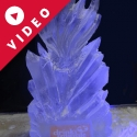 Fire  Vodka Luge from Passion for Ice