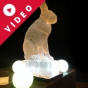 Hare Vodka Luge from Passion for Ice