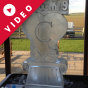 Mr & Mrs Vodka Luge from Passion for Ice