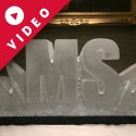MS Society Vodka Luge from Passion for Ice