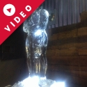 Oscar Vodka Luge from Passion for Ice