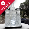 St Basil's Cathedral Vodka Luge from Passion for Ice