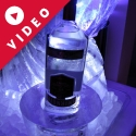 Round Bottle Holder from Passion for Ice