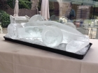 F1 racing car Vodka Luge from Passion for Ice