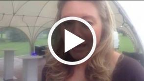 Cricket bat, ball and stumps   Testimonial from Rebecca Morris