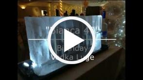 Bianca 40 Vodka Luge