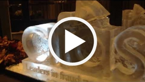 CIFAS Vodka Luge from Passion for Ice