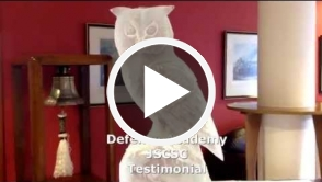 Owl testimonial from Maj Olly Gray