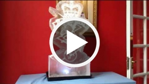 REME Vodka Luge from Passion for Ice