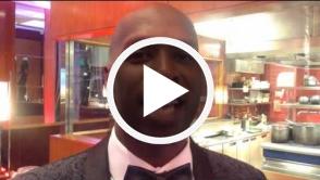 Boxing Glove Kwame Knight Testimonial