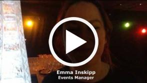 Blackpool Tower Testimonial from Emma Inskipp