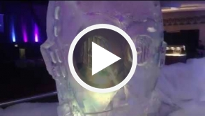 CP3O Vodka Luge from Passion for Ice
