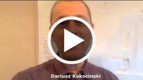 Initials AK & DK    Dariusz Kokocinski Testimonial