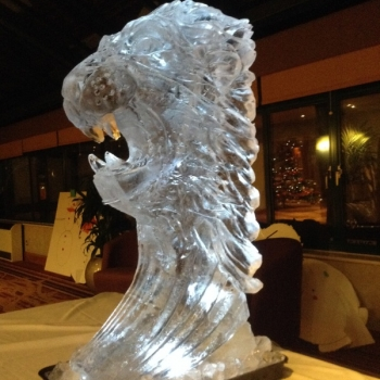 Aslan Vodka Luge from Passion for Ice