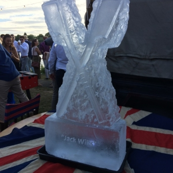 Jack Wills Rowing Oars for Henley Regatta from Passion for Ice
