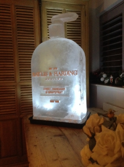 Baylis & Harding Handwash Bottle Vodka Luge from Passion for Ice
