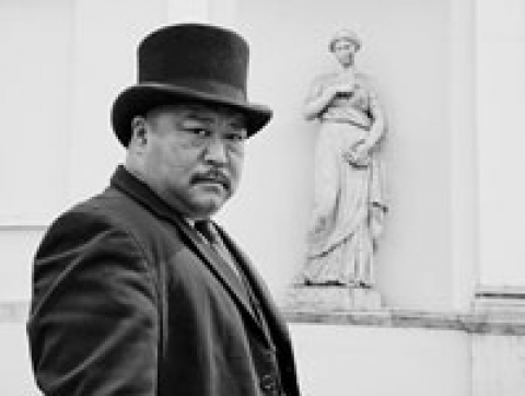 Oddjob Lookalike from Passion for Ice