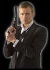 Daniel Craig Look-alike #1 - From Passion for Ice
